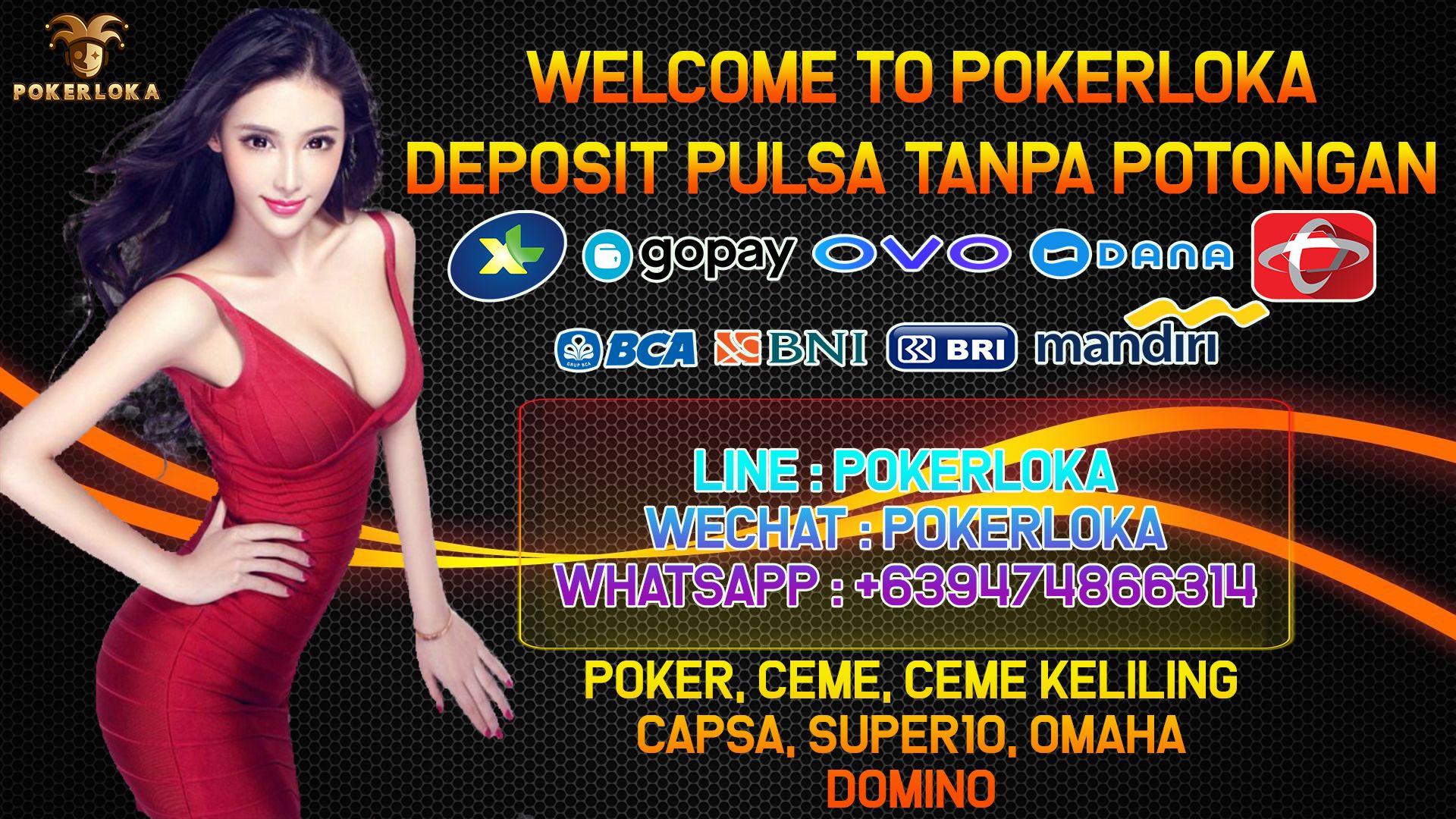 Agen Poker Terbaik Dan Terpercaya Dengan Melayani Deposit