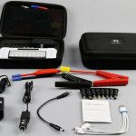 Review: Coolreall BOX21 Mini Portable Car Jump Starter & Power Bank Set