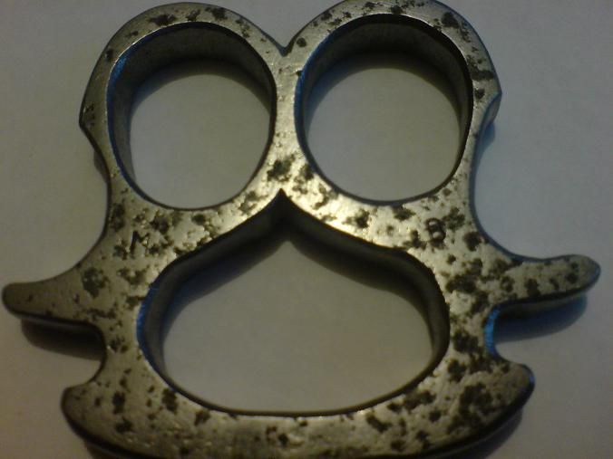 single finger knuckle duster - Google Search   Knuckles and Clubs ...
