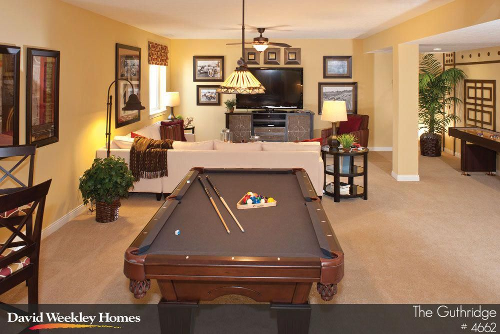 Watch modern living rooms from hgtv contemporary purple living room makeover 03:55 contemporary purple living room makeover 03:55 meg caswell helps a young couple remodel their living room into a contemporary space that includes a game area. Game Room - The Guthridge #decoratingagameroomLife | Game ...