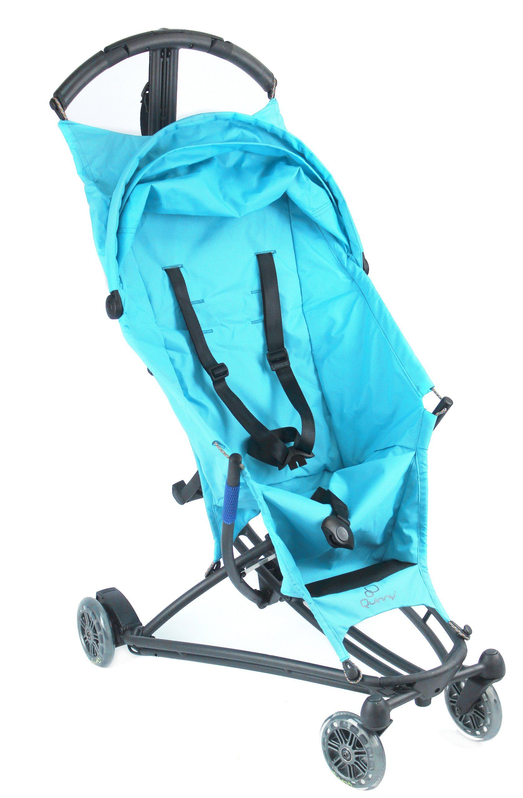 Quinny Yezz Stroller Frame WITH Seat Cover (Blue Loop