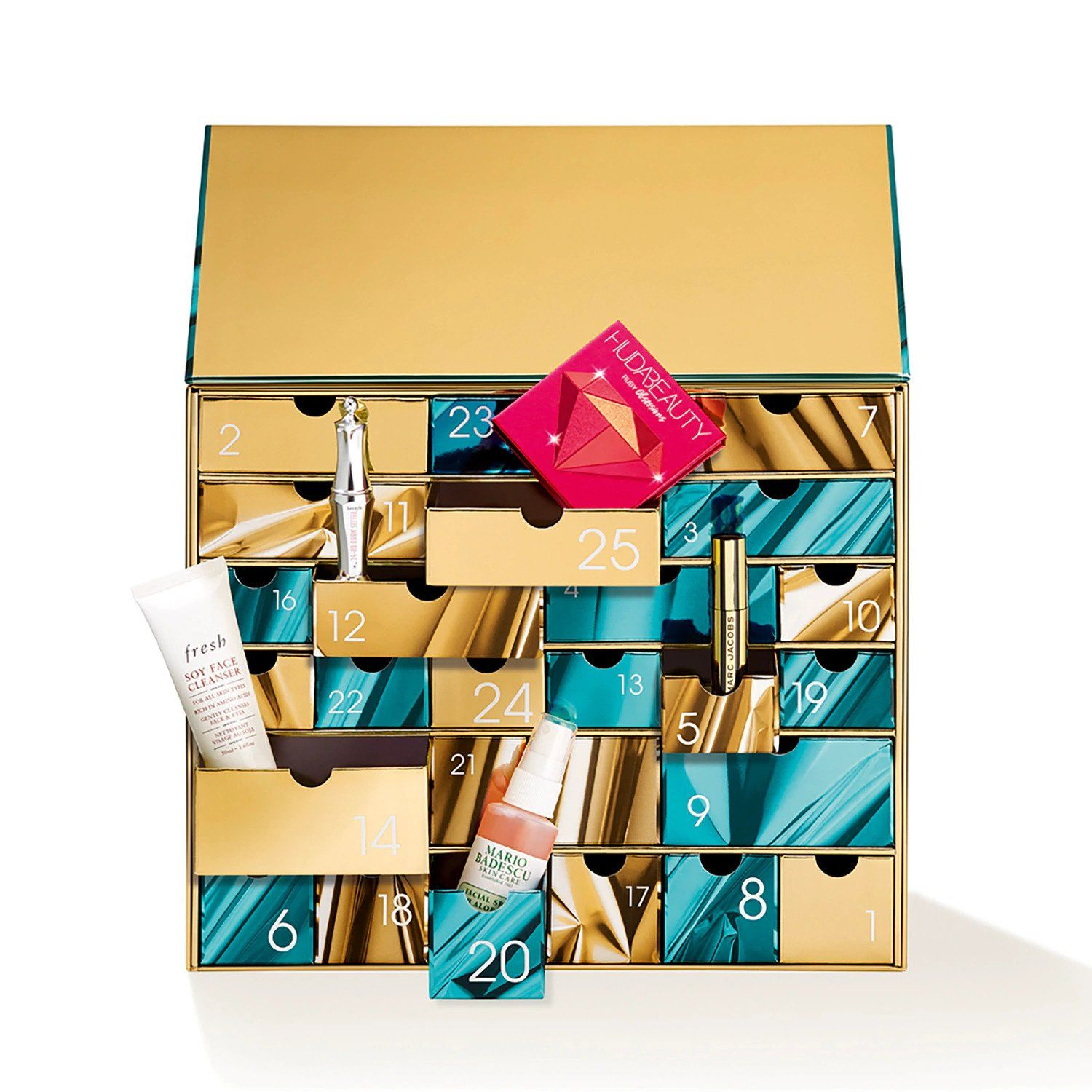 Best Christmas Gifts From Sephora 2020 111 Best Beauty Advent Calendars for Christmas 2020   Hot Beauty