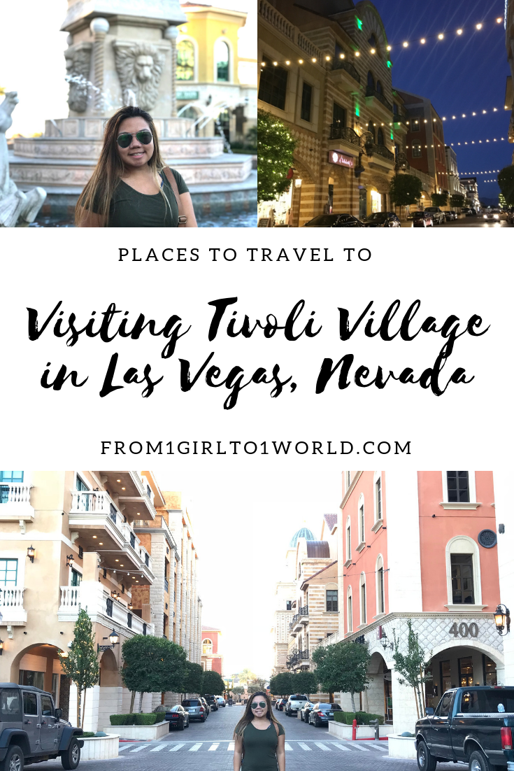 Tivoli Apartments In Las Vegas Discover What This Extravagant Shopping Center In Las Vegas