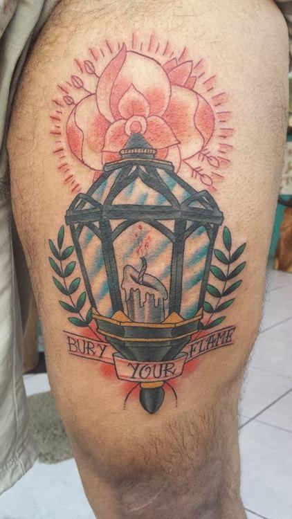 Done by Tony Serrano at Atomic Tattoo,. Barcelona, Spain.