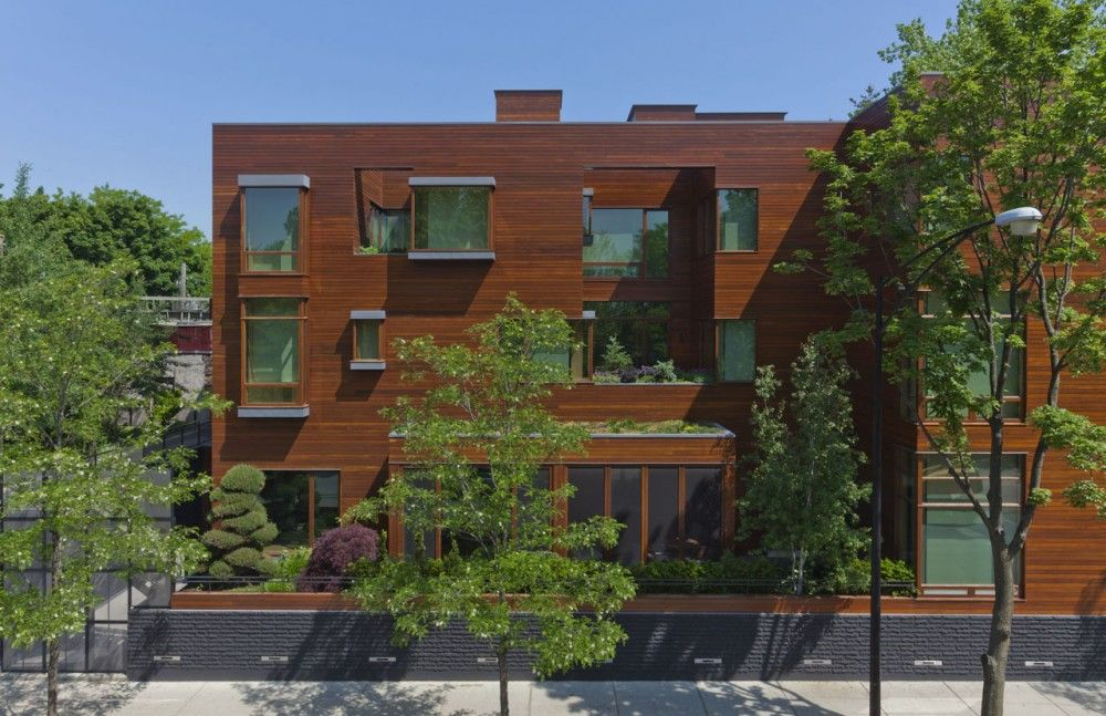 Chicago Residence Dirk Denison Architects