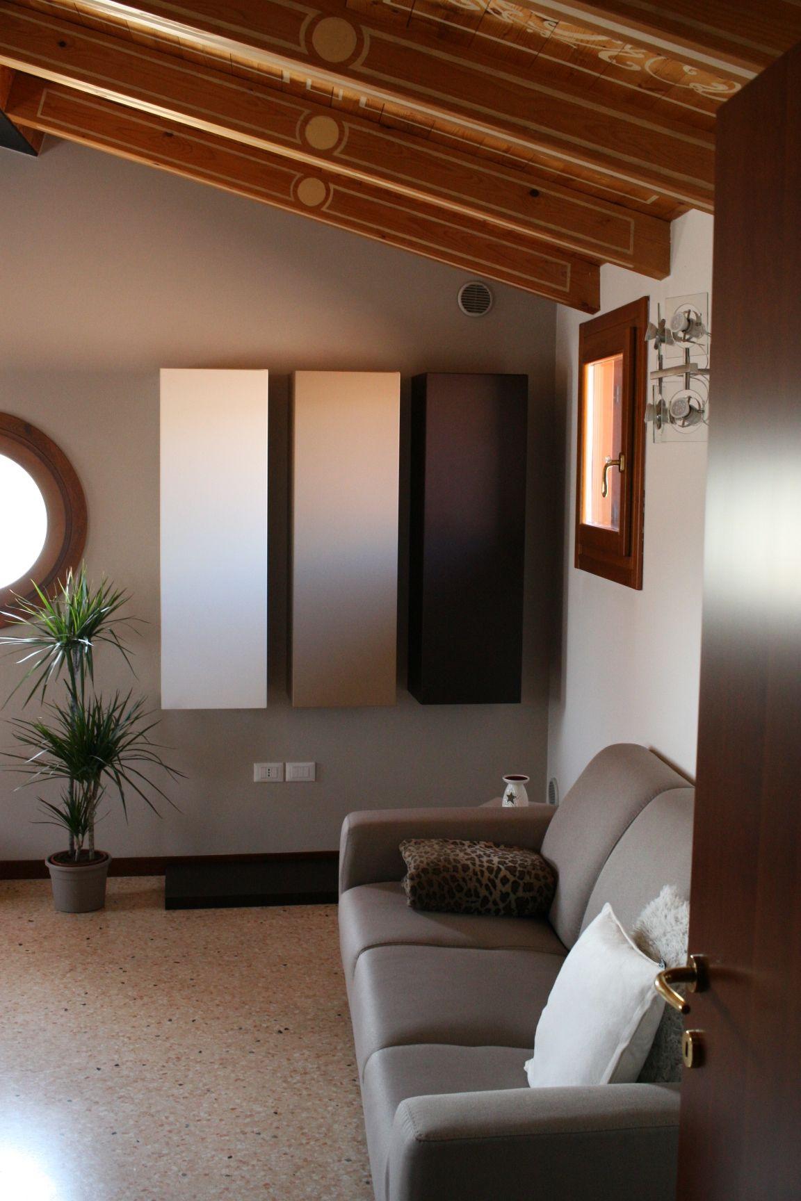 Mobile soggiorno - Giessegi - composizione pensili ...