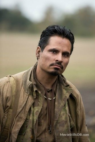 Michael Pena as Trini Garcia in 'Fury' (2014) - # ...