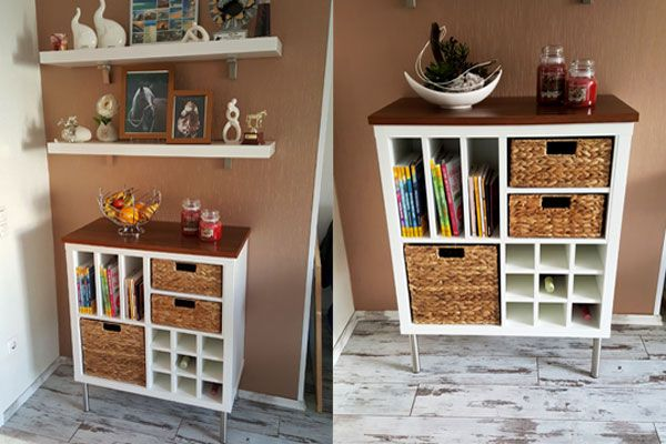 Besche Farbe Ikea Regal Als Sitzbank | 7 Easy Easter Diy Projects You