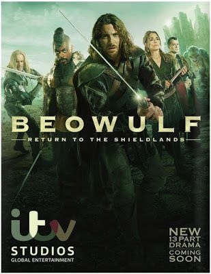 HOLLYWOOD SPY: 'BEOWULF: RETURN TO THE SHIELDLANDS' EPIC TV