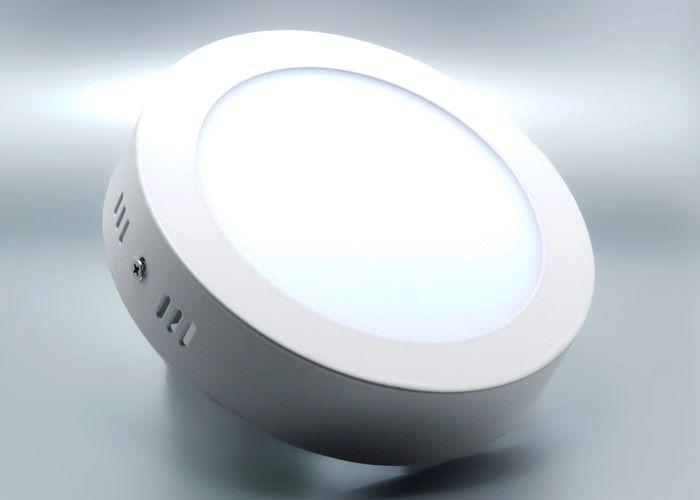 LED #Aufbaupanel Nextec Premium rund 170mm IP20 12 Watt #Wohnzimmer - led deckenbeleuchtung wohnzimmer