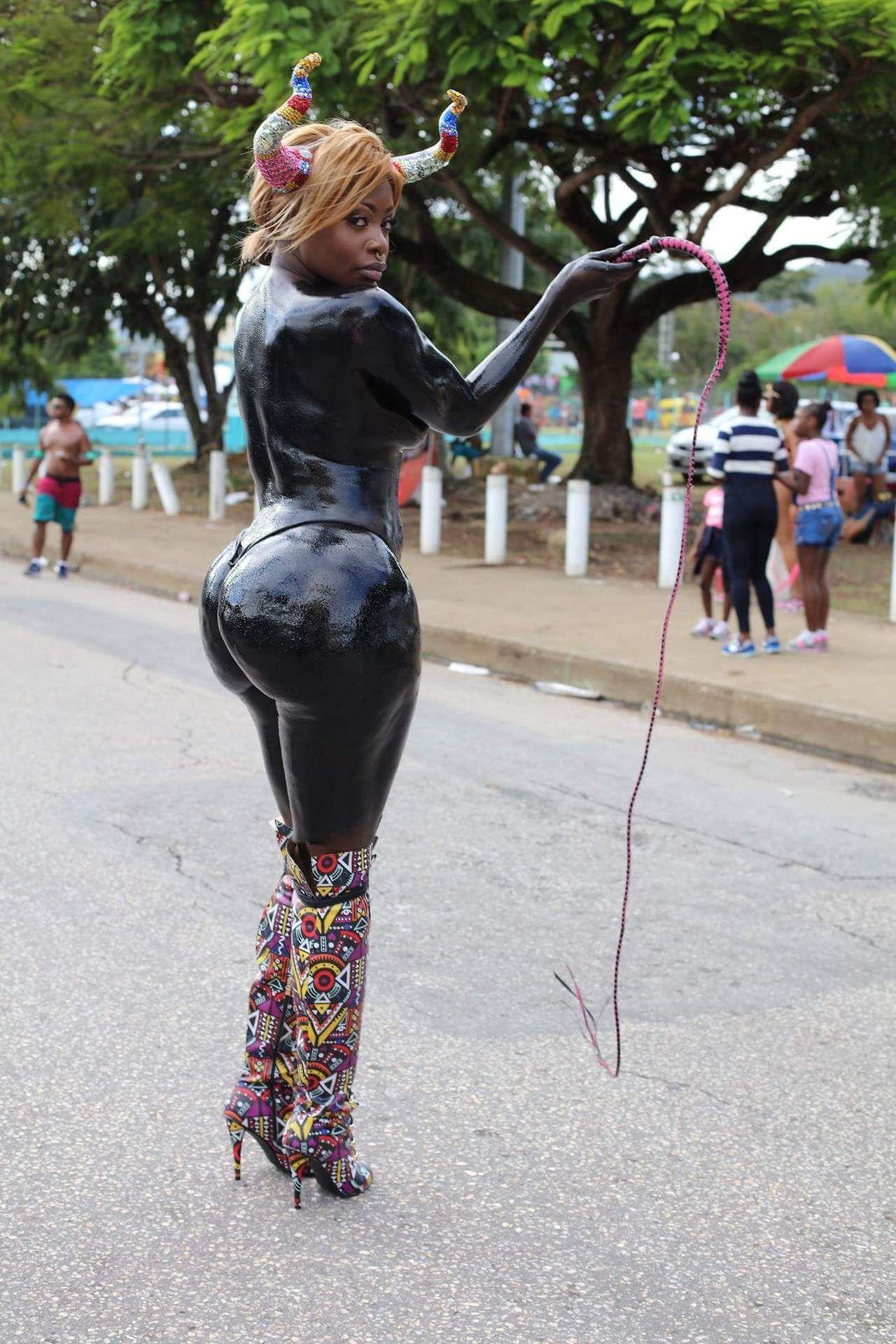 carnival Sibongile cummings