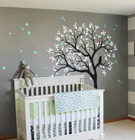 Image 0 Nursery Decor Wall Stickers Baby Rooms Inspiring ...