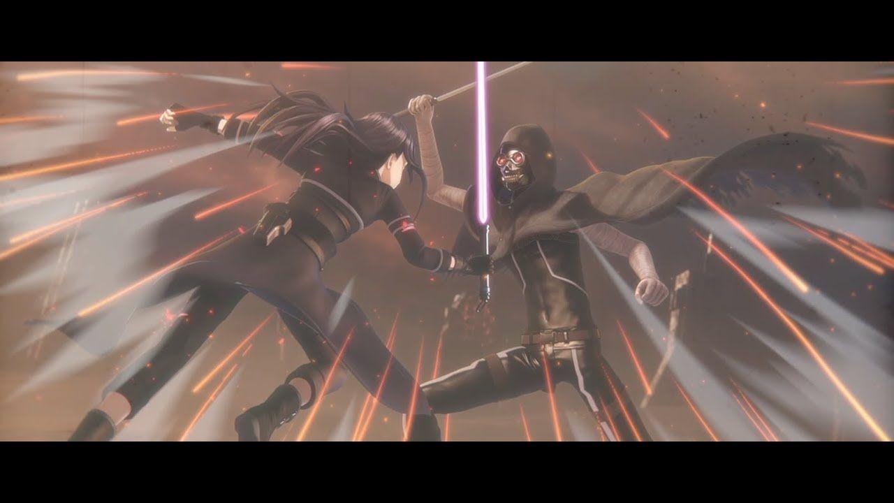 [Video] Sword Art Online: Fatal Bullet - Release Date Trailer | PS4 XB1