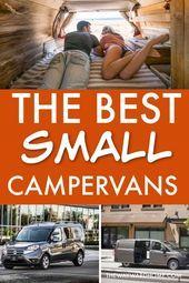 Photo of Suchen Sie einen kleinen Van, der in einen Wohnmobil umgewandelt werden kann? Schauen Sie sich die Top 4 Fracht v …