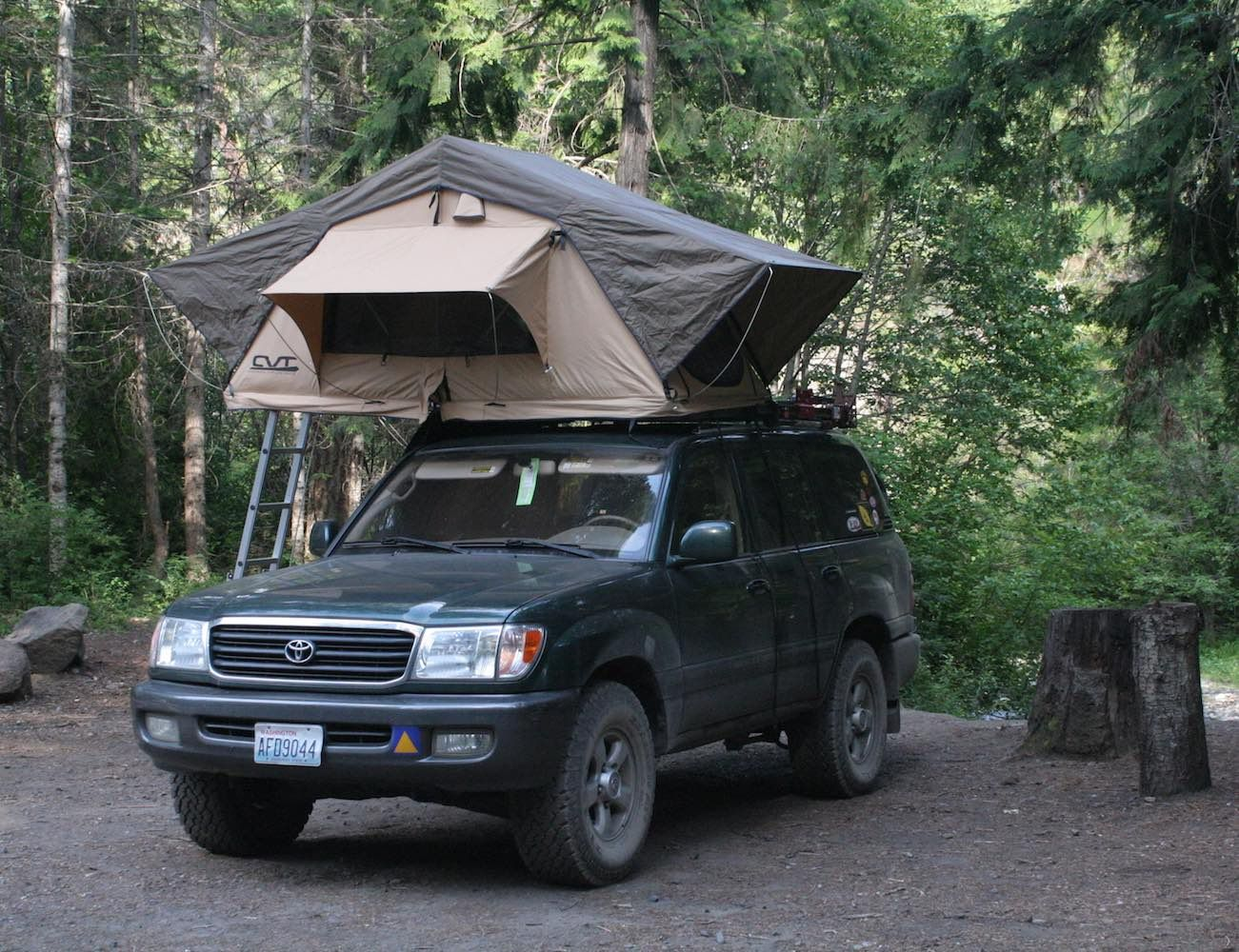 Bailey Roof Top Tent by CVT » Review & Bailey Roof Top Tent by CVT » Review | Camping | Pinterest | Roof ...