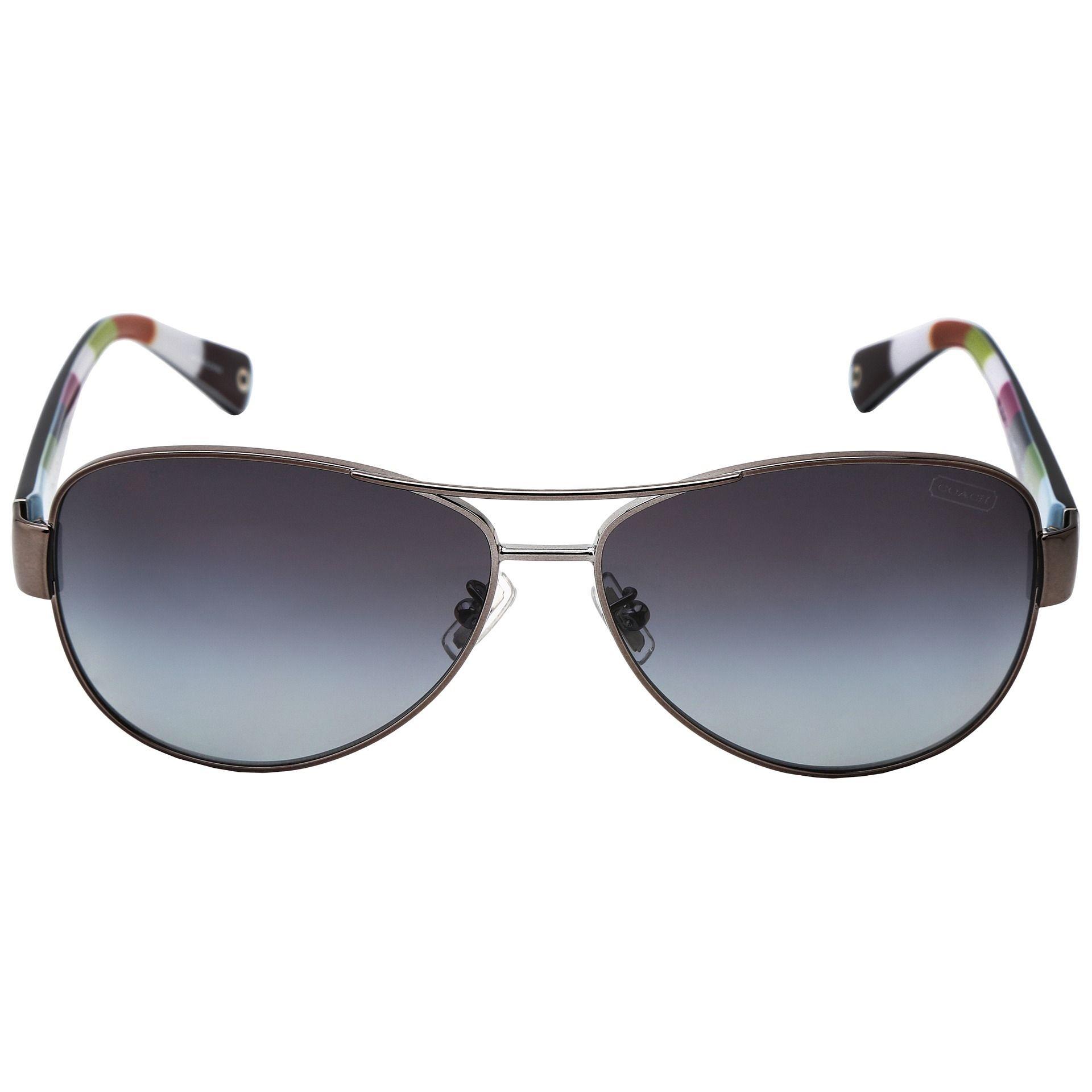 5ae494f3126 Coach Women s  L012 Kristina HC7003  9010T3 Aviator Sunglasses