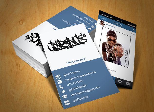 instagram business card - Αναζήτηση Google | Business cards ...