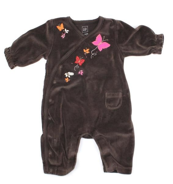 Baby Gap Baby Girl Romper Size Nb 3m Only 3 50 Online Resale