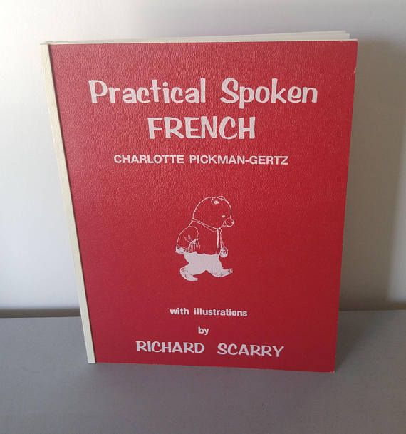 Vintage French Children\'s Book 1977 | Primary Colors | Pinterest ...