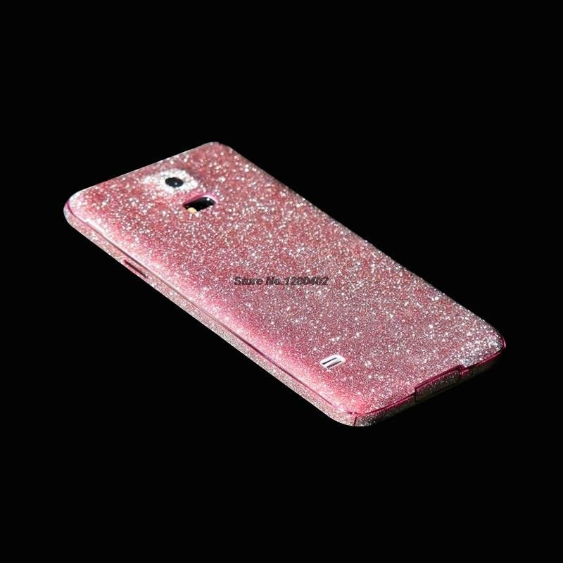 Bling Full Body Glitter Luxury Skin Cover for Galaxy S5 Mini Funda - 10 Colors