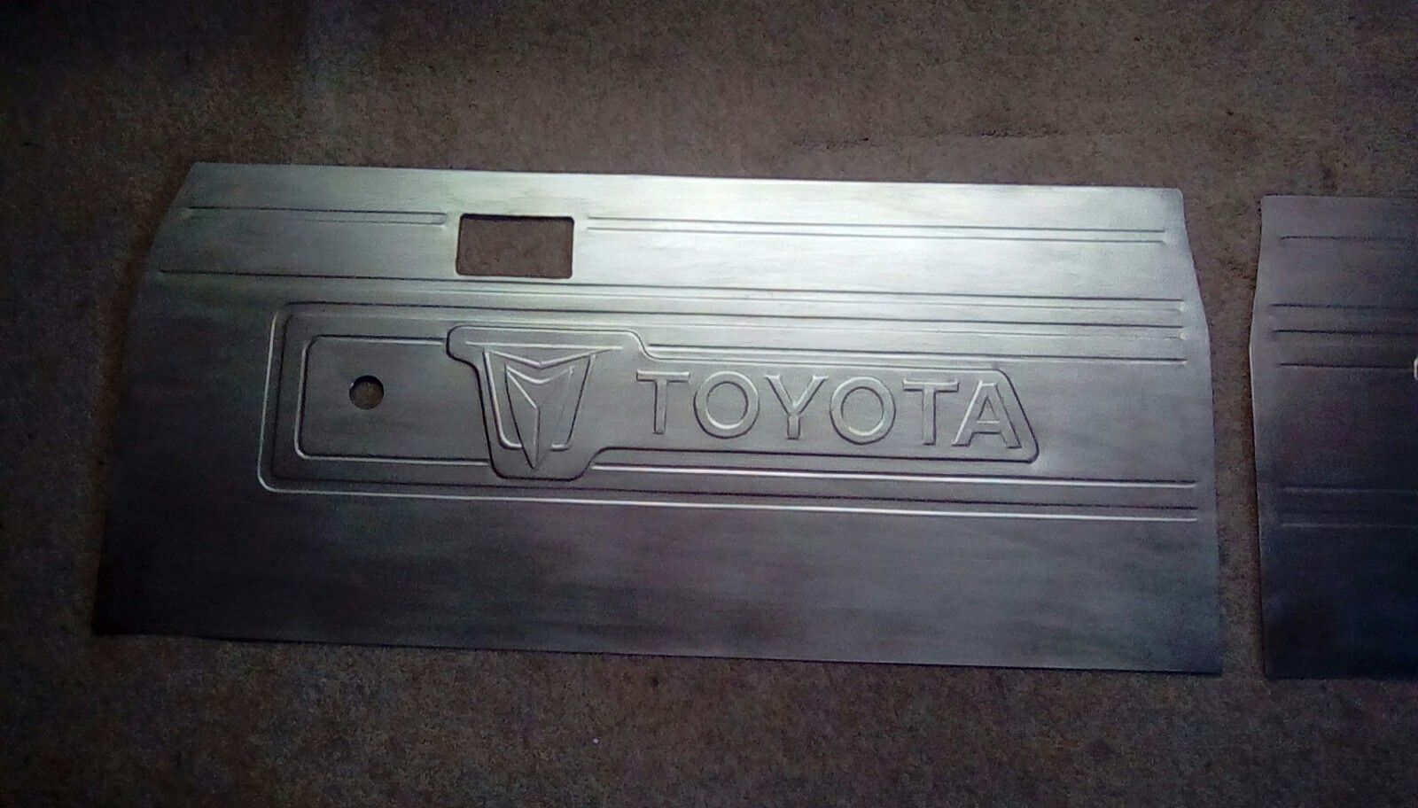 83 Toyota Pickup Door Panels Eddies Custom Designs Panel Doors Toyota Toyota 4x4