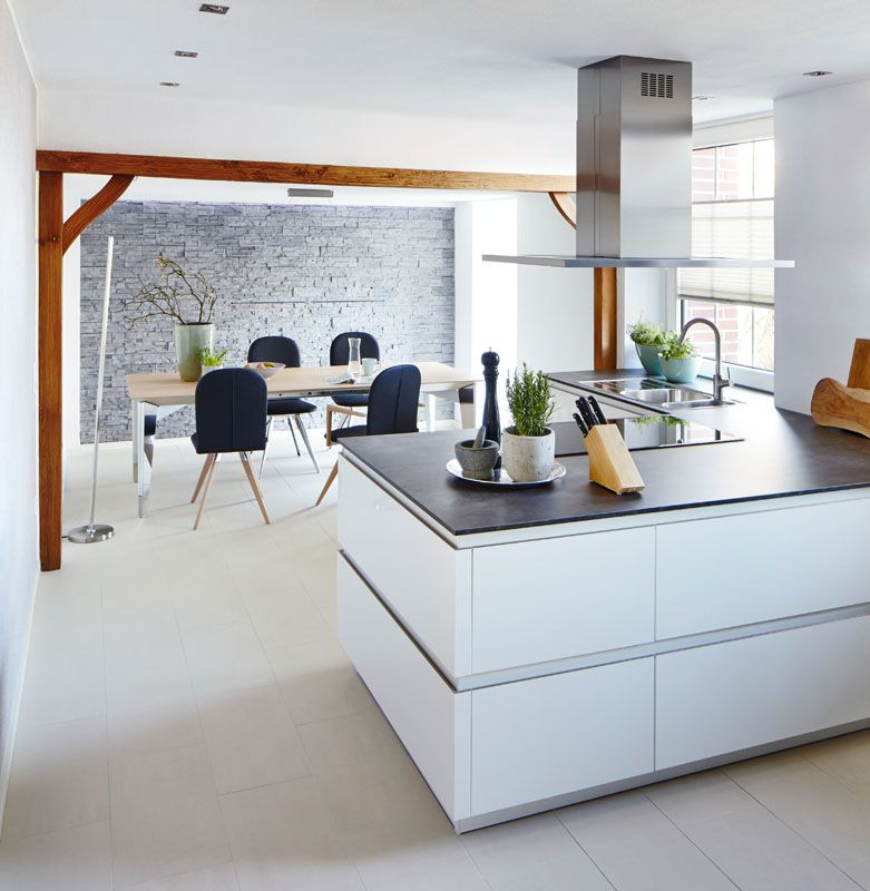 Zerox - Rotpunkt Küchen kitchens Pinterest Hollyhock - wandverkleidung für küchen