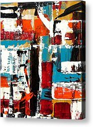 Untitled Painting by Tom Fedro - Fidostudio - Untitled Fine Art Prints and Posters for Sale