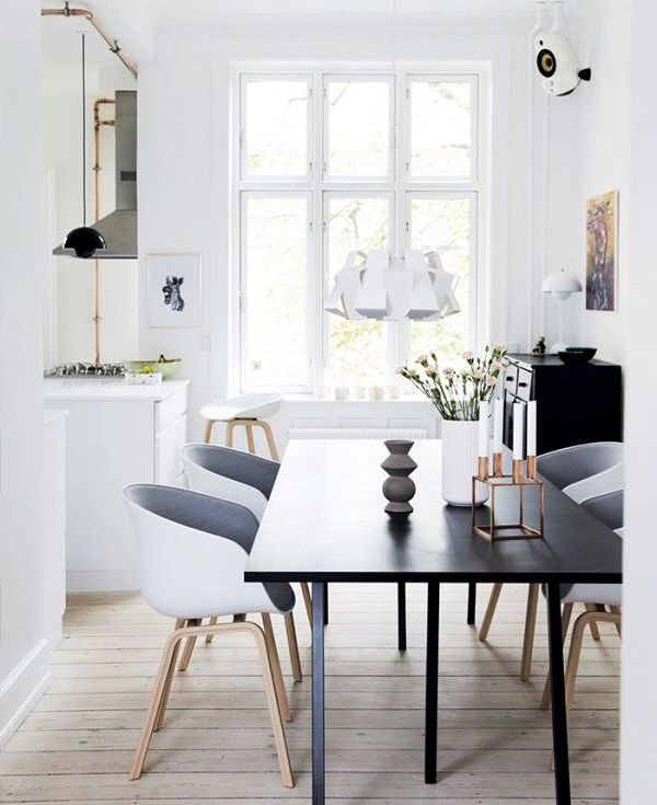 Hay About A Chair Aac22 Scandinavian Dining Room Modern Dining Room Beautiful Dining Rooms