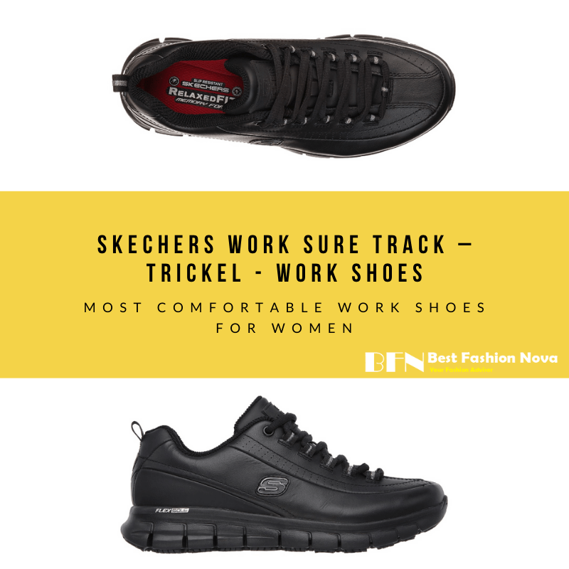 Pin On Most Comfortable Work Shoes For Women
