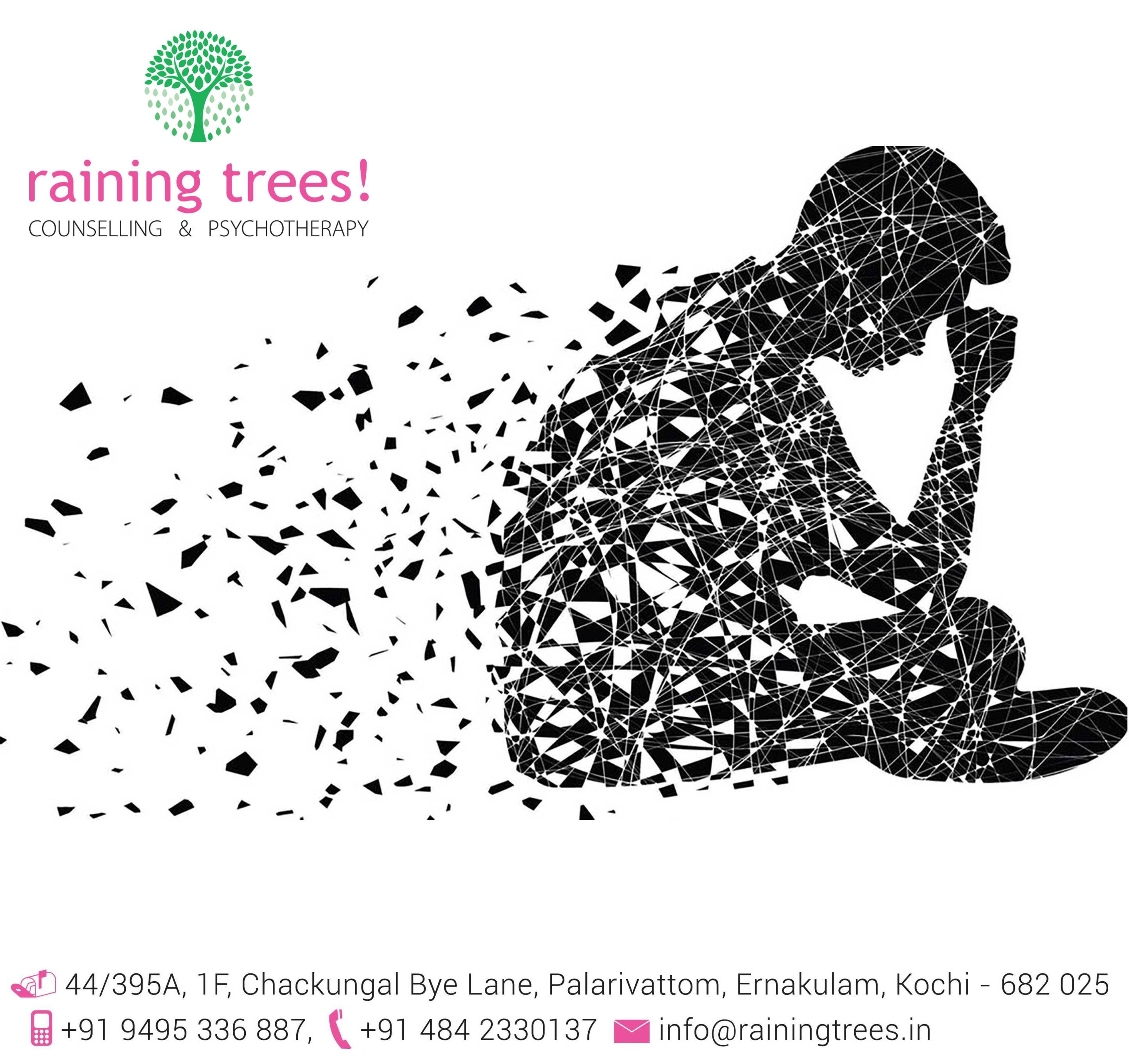 Confused? Fix Your Appointment With Raining Trees