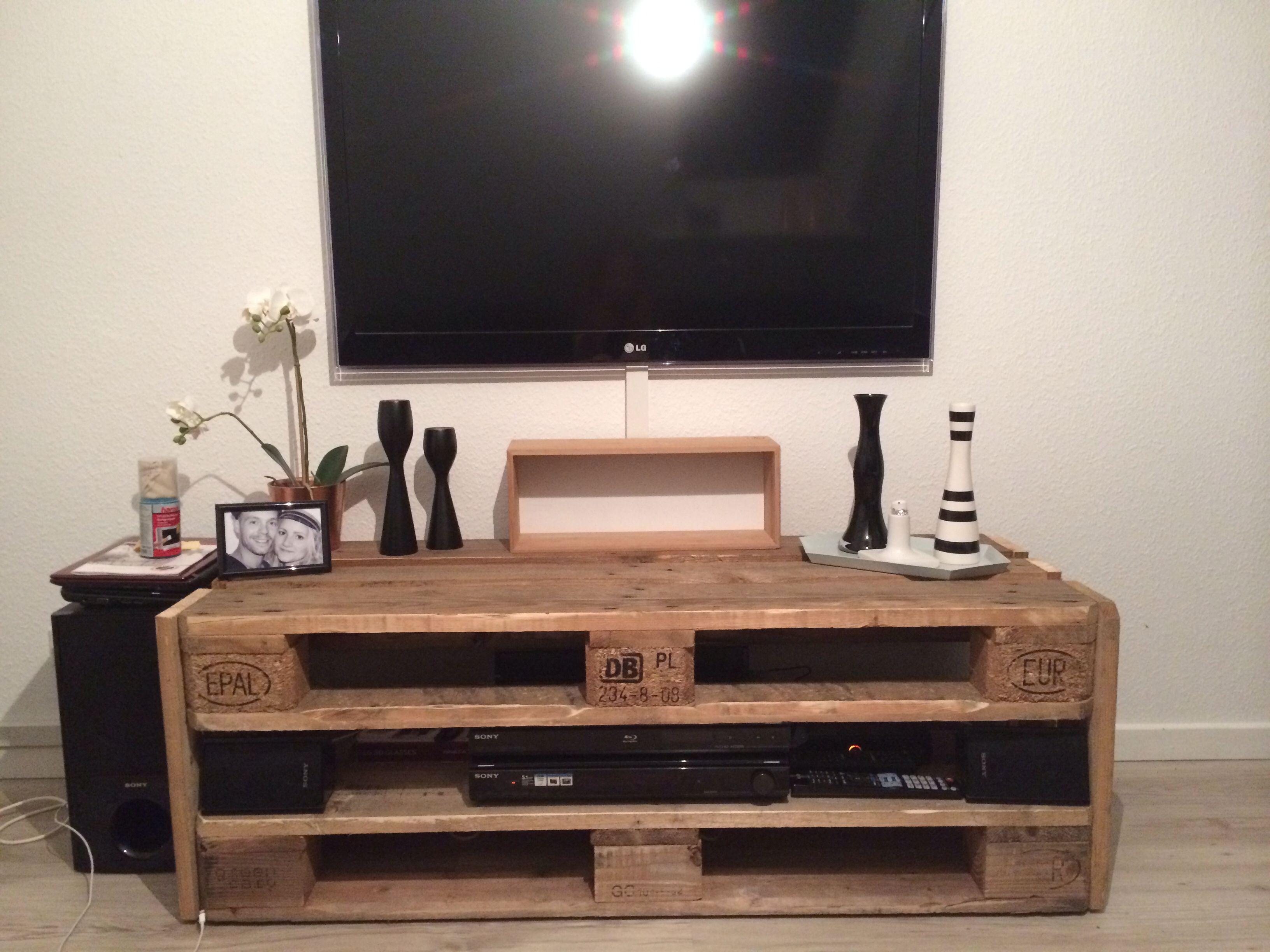 tv bord TV bord af paller | tv bord in 2018 | Pinterest | TVs, Living Room  tv bord