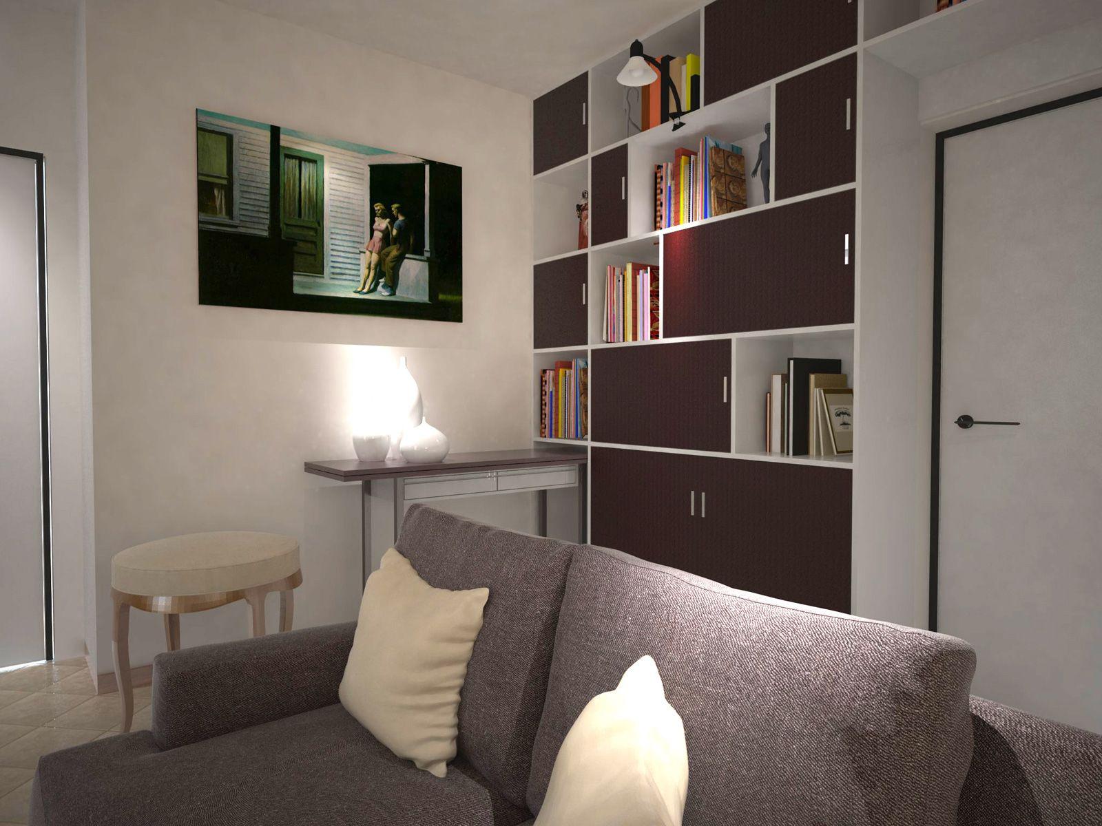 Arredare un soggiorno con tante aperture sulle pareti | ;a favourite ...