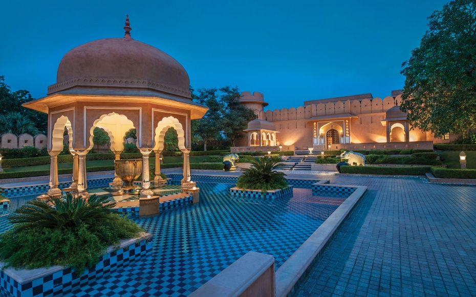 World S Most Romantic Hotels Most Luxurious Hotels The Oberoi