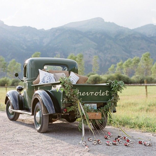 """The """"getaway"""" Chevy 