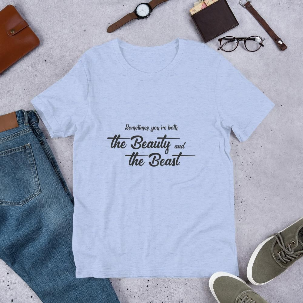 Black Gold Instagram Short Sleeve Graphic T Shirt Top Stretch Casual Funny Words