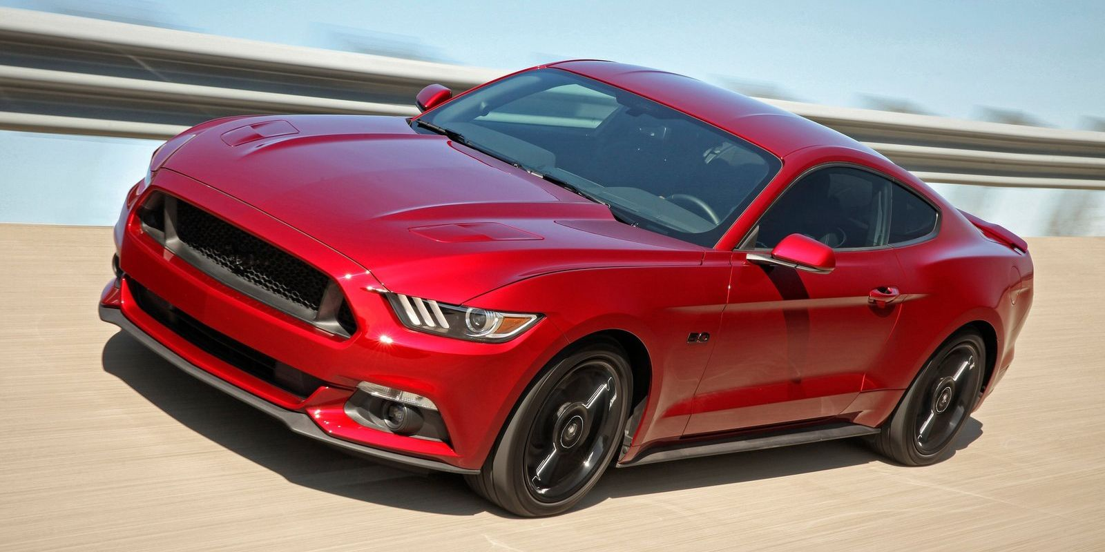On the anniversary of renowned mustang model ford has launched its new pony the 2016 ford mustang ecoboost ford mustang 2016 is powered by a l