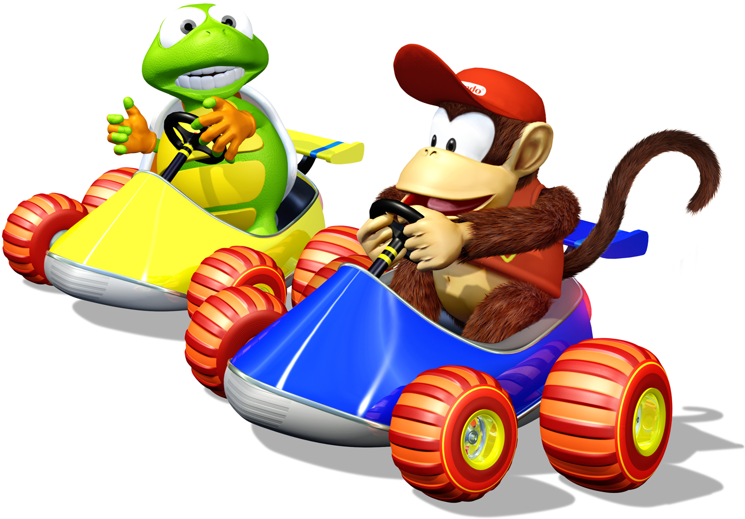 Diddy Kong Racing - RareWare and Nintendo