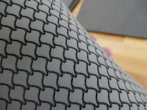 Large Dragon Scale Pattern EVA Foam Sheets for Cosplay Armor , Props