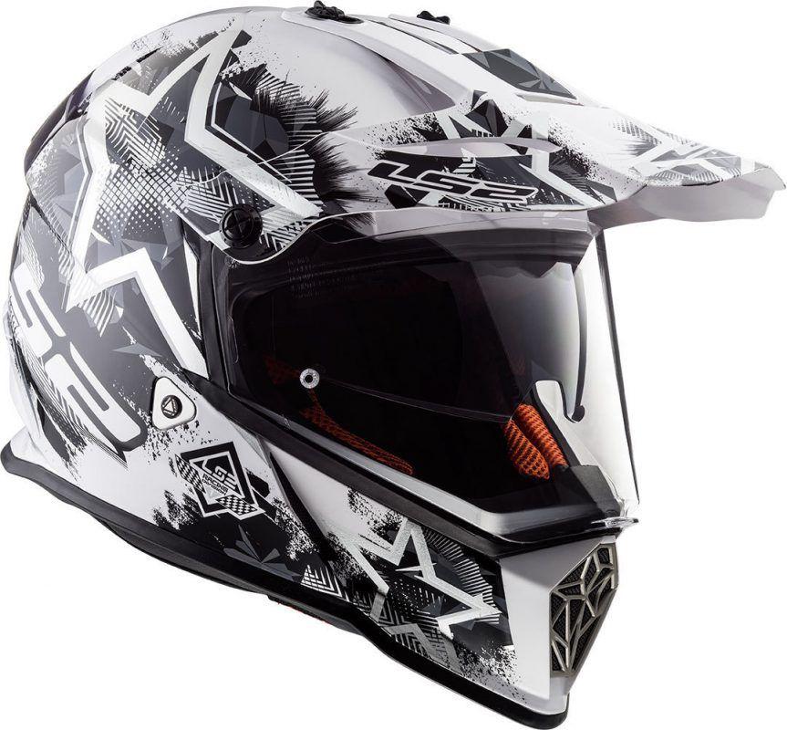 New Black Off Road Quad Motocross Motorbike Motorcycle Helmet MX Visor ECE Sport