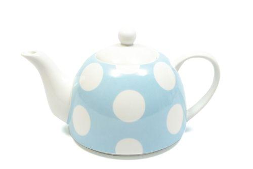 Maxwell And Williams Polka Dot Tea Pot Blue 3 O Clock Tea Time Oobibaby Tea Pots Tea Tea Party