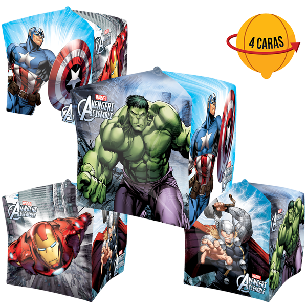 Avengers Cubez