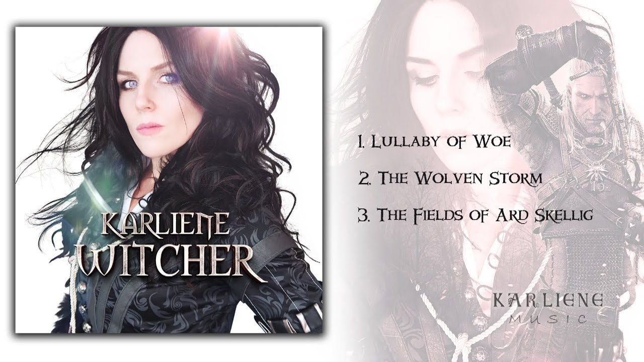 Karliene Witcher Full EP Music, Movie posters