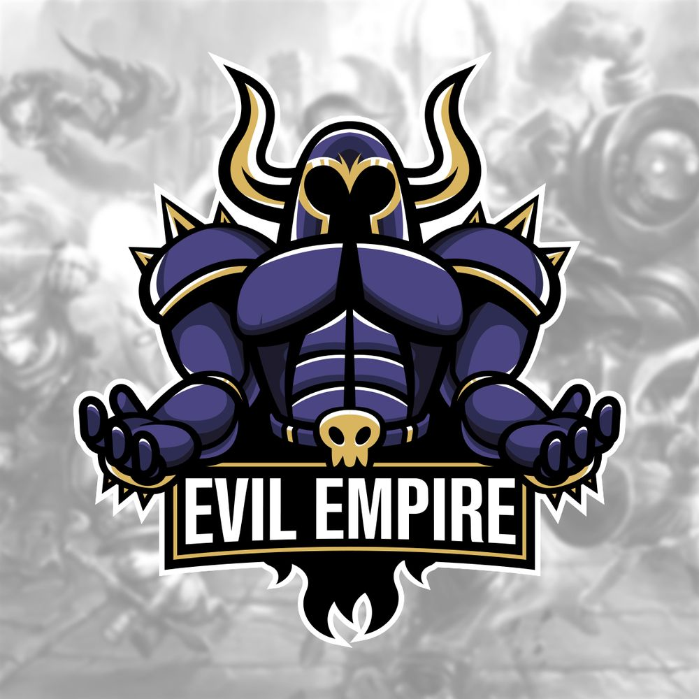 Evil Empire on Behance Fantasy football logos, Evil empire
