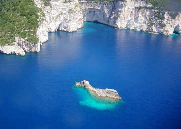 Antipaxoi (Ionian Sea)