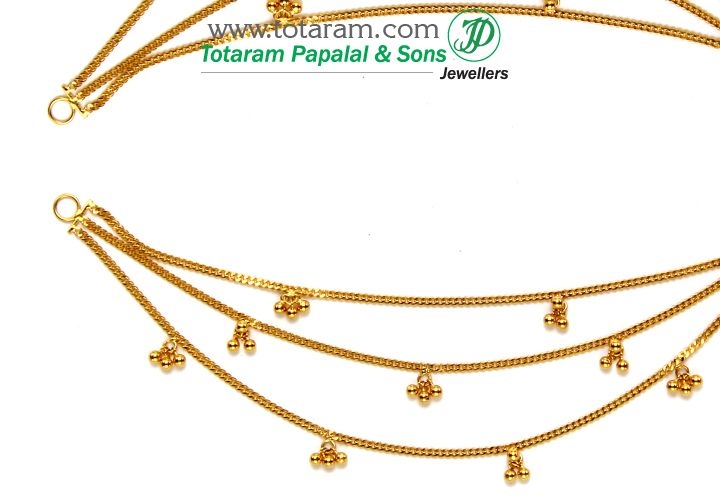 lakshmi a indian haram necklace chains svtm necklaces set ruby jewellery online gold