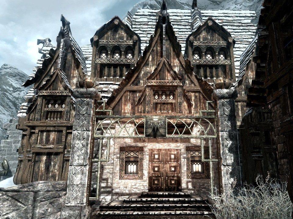 Skyrim Hjerim Windhelm Skyrim House Skyrim House Guide