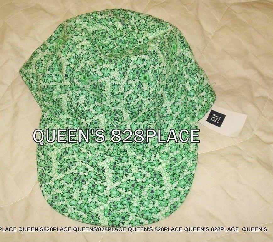 cdc3891fe9c33 Nwt Gap Kids Girls size L XL Green   Purple Floral Hat cap Summer New   GapKids  BaseballCap