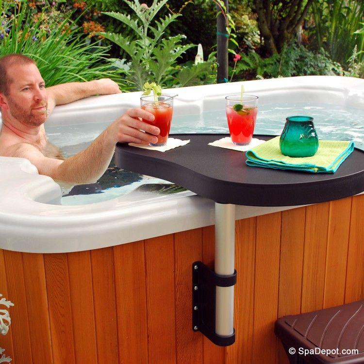Spa Caddy Hot Tub Side Tray