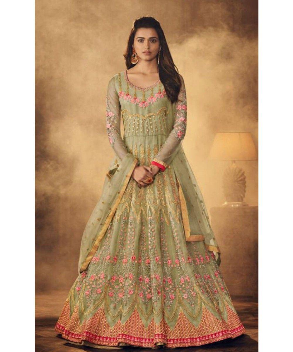 4ce8010122 Designer Anarkali Suit | India USA UK Canada | Gown | Long choli ...