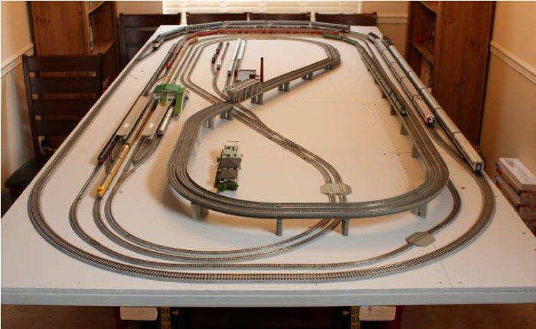 4x8 N Scale Track Plans Wow Com Image Results N